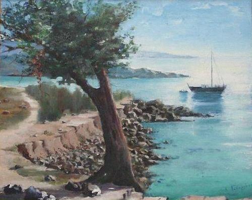 """""""Остров Кипр"""", 1998"""