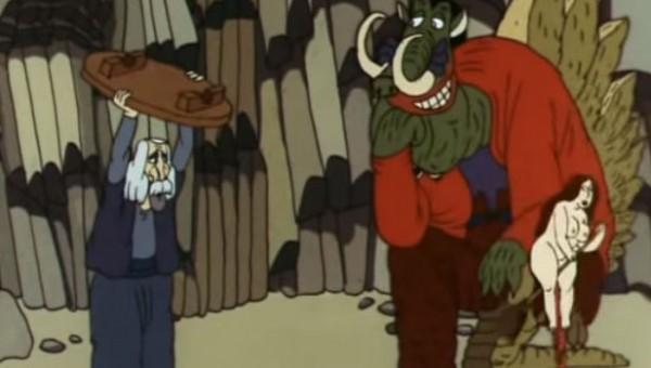 Кто увидел обнажённую ведьму на метле в шедевральном советском мультфильме?