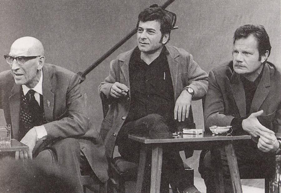 Пуговкин, Филиппов и Гомиашвили 1972 Пятигорск ТВ