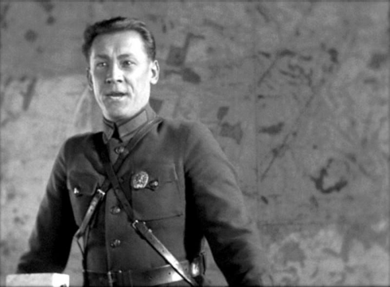 """Фильм """"Иван"""" (1932) - дебют в кино"""