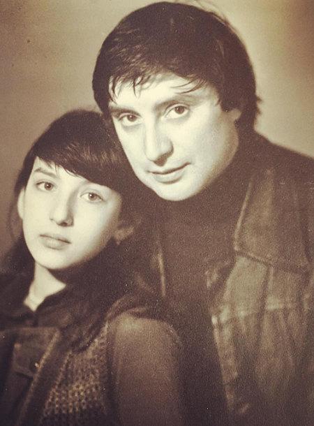 Алика и Вениамин Смеховы