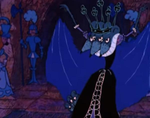 Мышиная королева