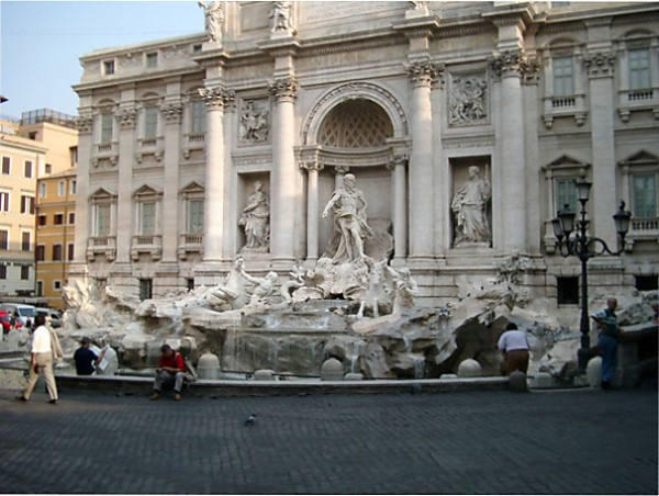 Roman fountains: national heritage and real work of art!, Seekyt