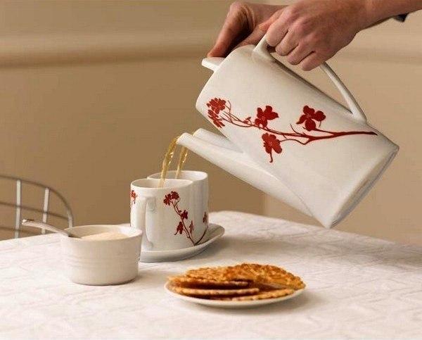 чайник для двоих