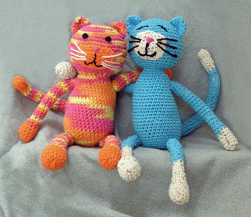 Как сделать игрушку вязаную