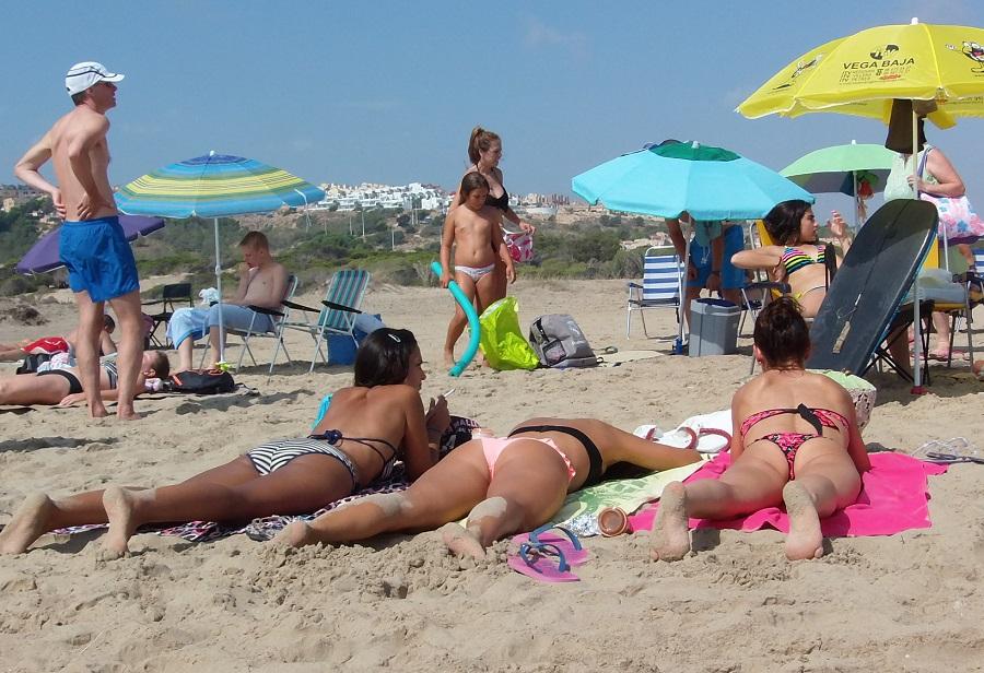 Фотографии мини бикини на пляж фото 114-936