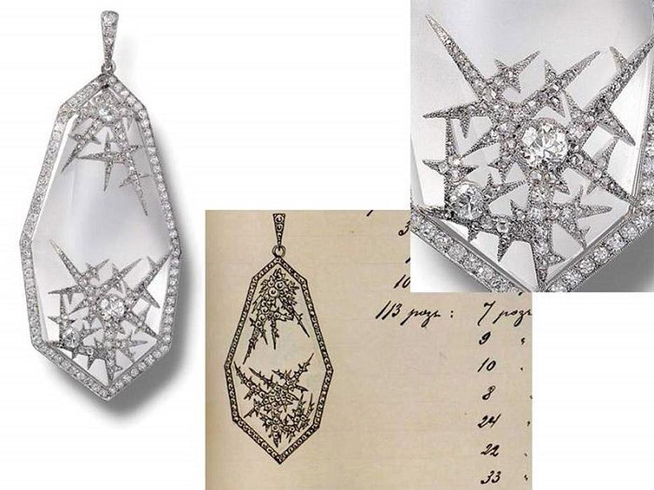 Самые дорогие драгоценности Фаберже были созданы женщиной-дизайнером