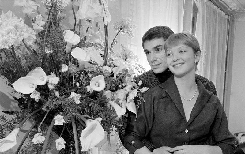 Первый муж Марины Влади - тот самый, из Анжелики