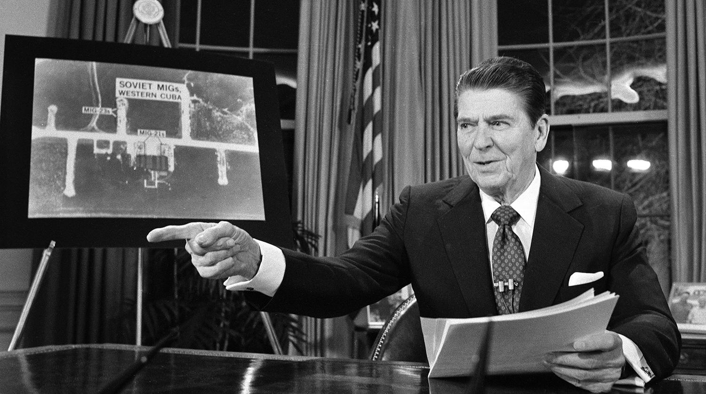 Секреты остроумия Рональда Рейгана