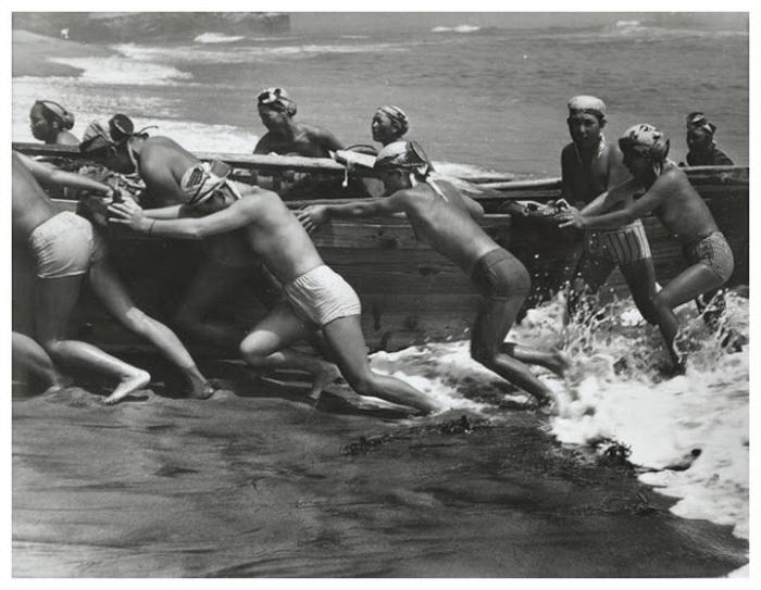 японские ныряльщицы за жемчугом фото