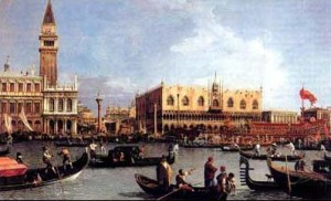 Canaletto 1734