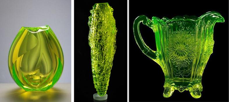 Почему перестали выпускать урановое стекло