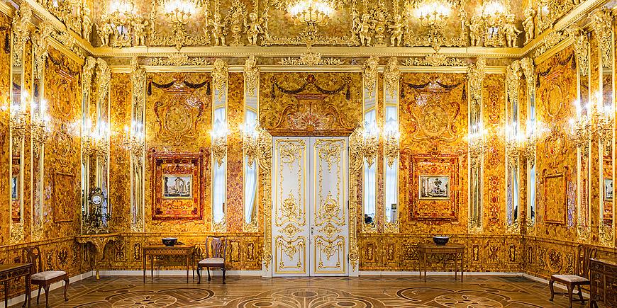 Если Янтарную комнату найдут, в каком она будет виде?