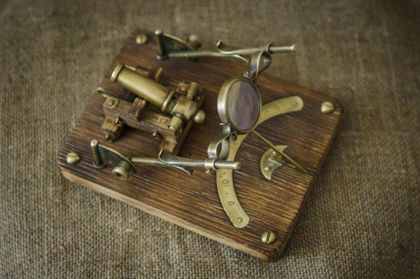 Интересный старинный девайс: огнестрел по часам