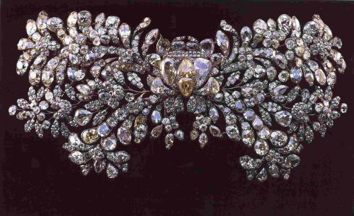 Бриллианты царских невест дома Романовых