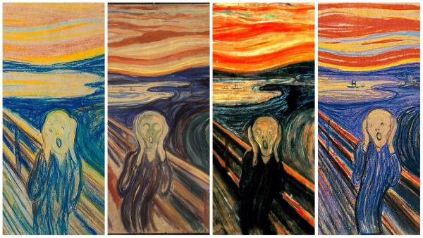 Кто кричит на картине Мунка