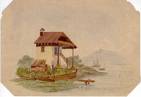 Увлечение рисованием в семье императора Александра III