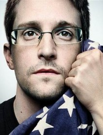 настоящий Эдвард Сноуден
