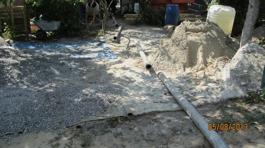трубы бетононасоса