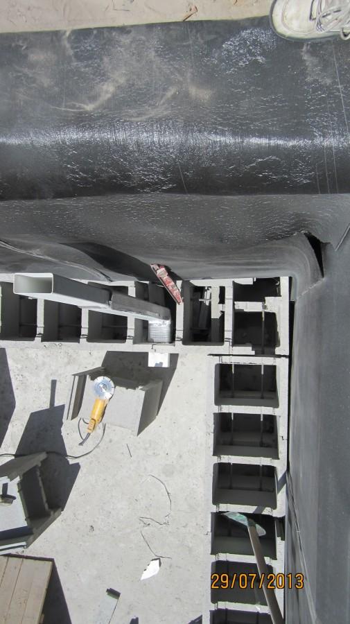 Блоки и закладные по вентиляцию