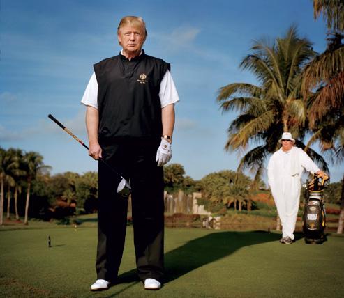 Дональд Трамп, Доминиканская республика, гольф