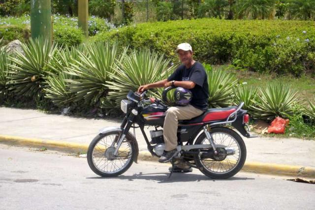 мотокончо - мото кон чофер, motoconcho, доминикана