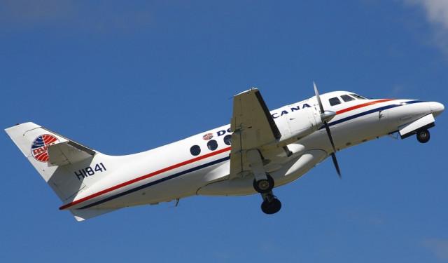 самолет, перелет, доминиканская республика, местные авиалинии