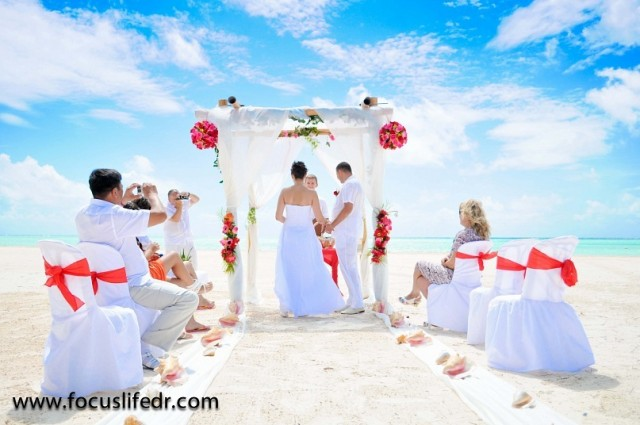 организация свадеб и свадебных фотосессий в Доминиканской республике