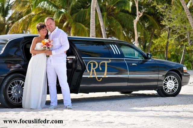 лимузин в Доминикане, автомобиль люкс