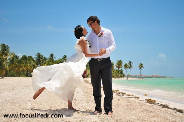 фотосессия в Доминикане, фотосессия на пляже в Доминиканской республике