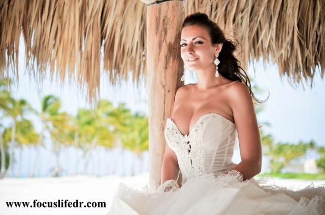 невеста доминиканская республика свадьба