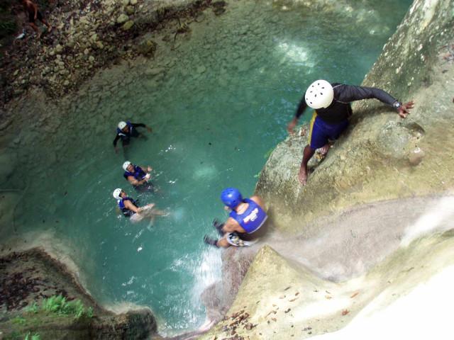 28 водопадов в Пуэрто Плата