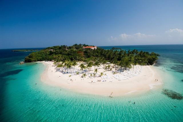 самые дорогие отели Доминиканы, bahia principe cayo levantado