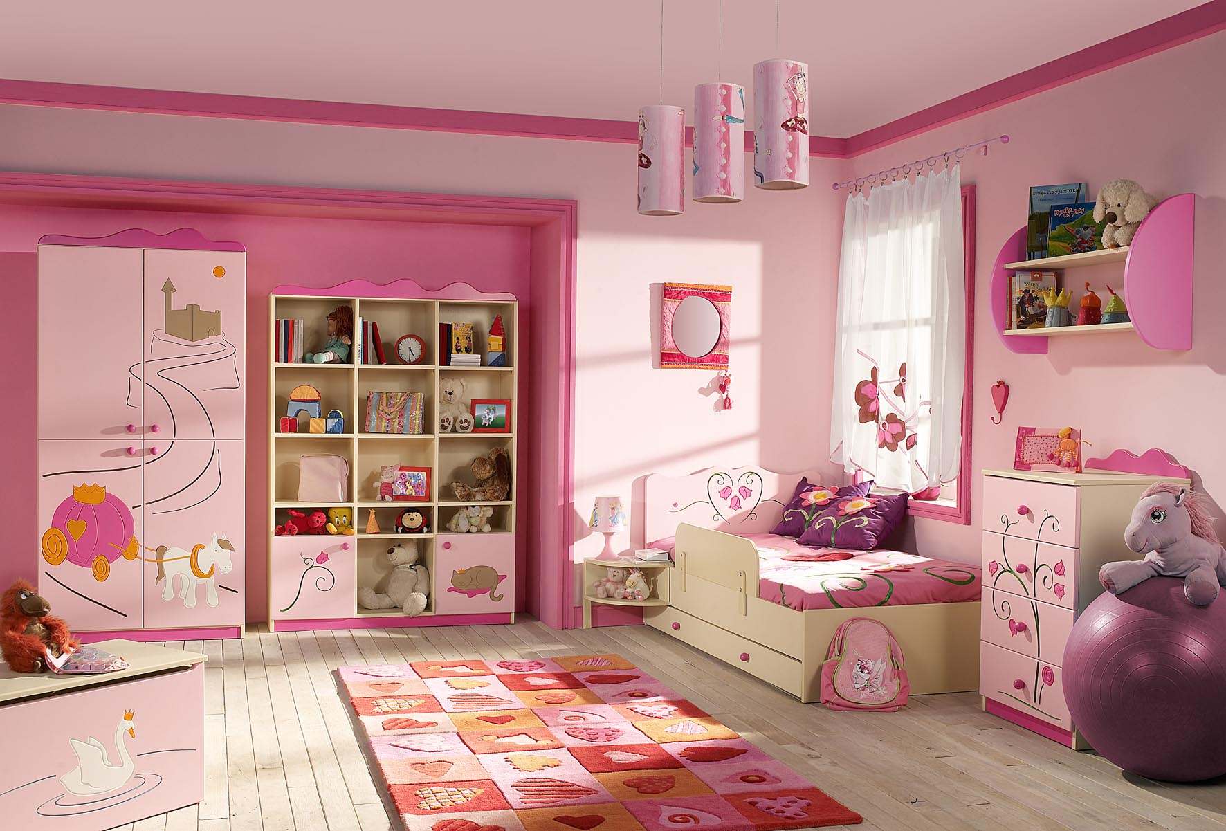 Фото самых лучших детских комнат