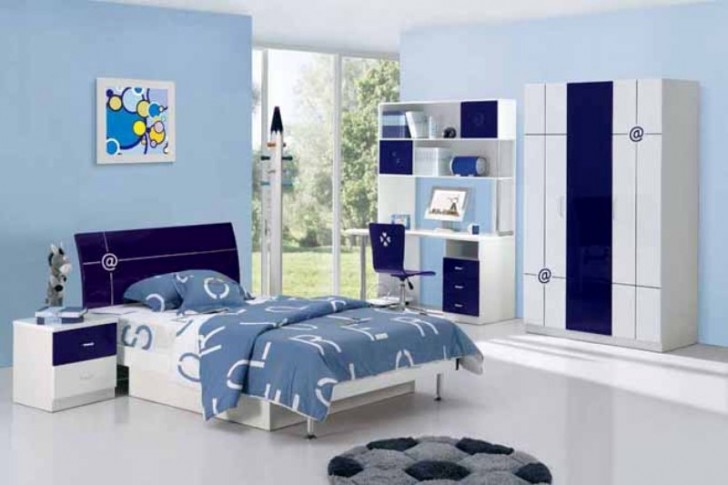 bedroom_design_blue_colors_collection_for_kids_photos-728x485