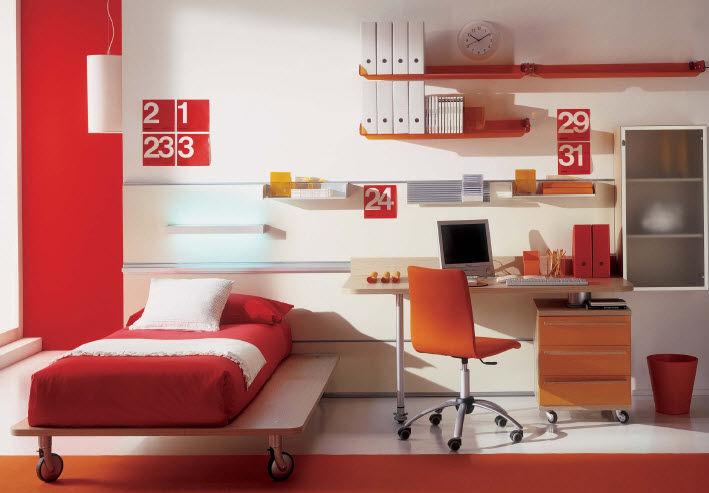 bureau-avec-etagere-pour-enfant-mixte-60842-1985513