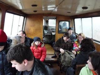 Поездка в Васильевский Мох
