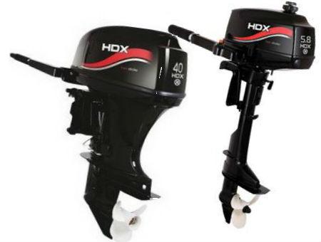 техобслуживание лодочного hdx