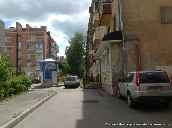 Вологда. Огородный переулок 3А (3)