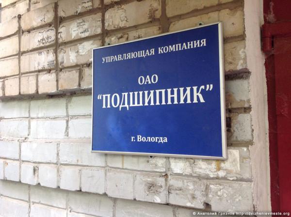 ОАО Подшипник Вологда