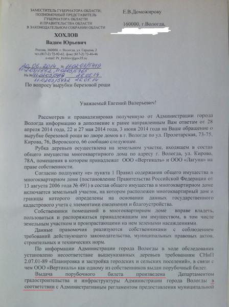Ответ Правительства по Пролетарской 75 (1)