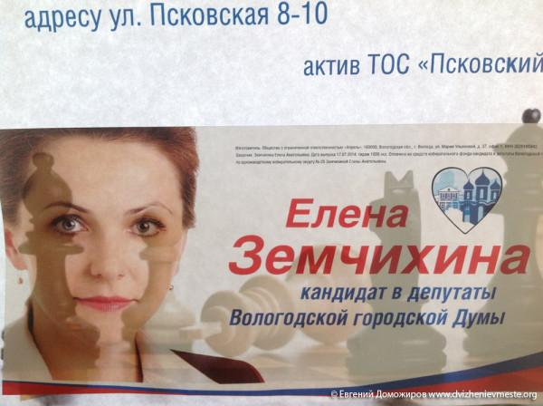 Елена Земчихина (1)