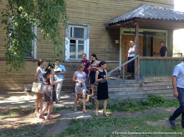 Вологда. Набережная 6-й Армии. Комиссия 5 августа 2014 года (5)