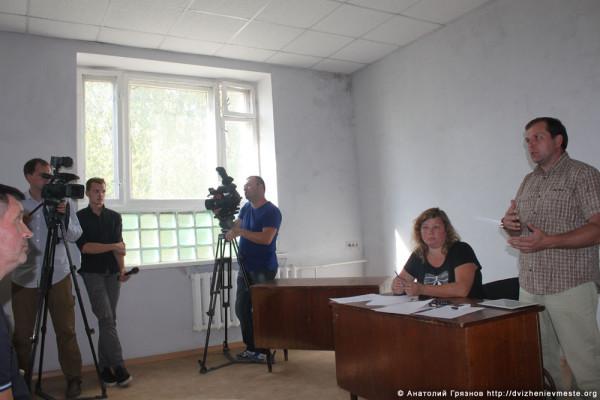 Собрание предпринимателей Вологды. 19 августа 2014 года (9)