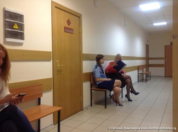 Выборы Вологодской городской Думы. Встречи. 25 августа  (2)