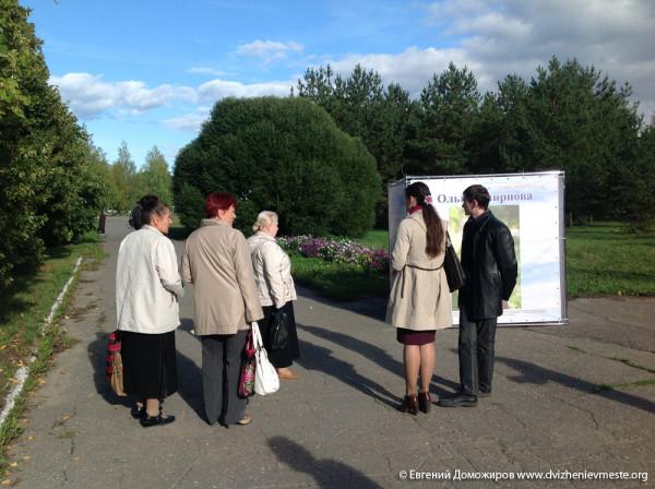 Выборы Вологодской городской Думы. Встречи. 4 сентября  (3)