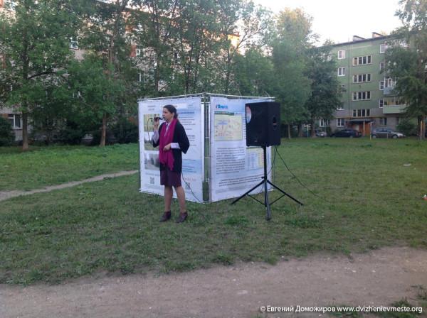 Выборы Вологодской городской Думы. Встречи. 4 сентября  (1)