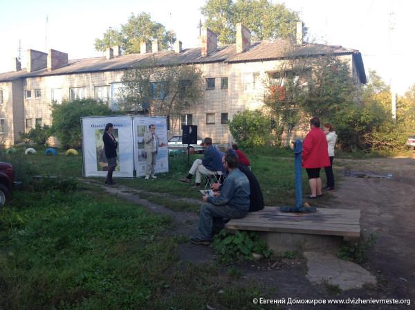 Выборы Вологодской городской Думы. Встречи. 9 сентября 2014 года (4)