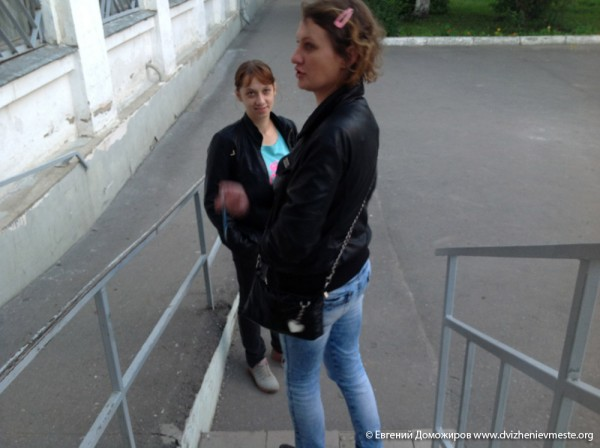 Выборы Вологодской городской Думы. Встречи. 10 сентября  (6)