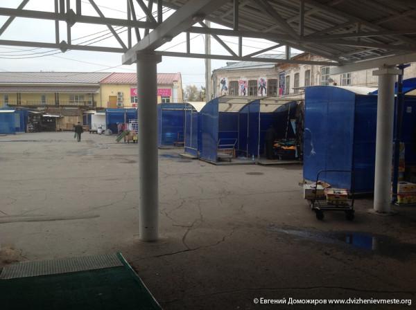 Вологодский городской рынок (3)